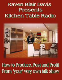 Kitchen Table Radio